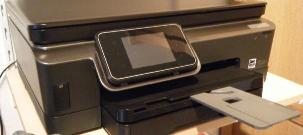 Unter Linux funktionierender Multifunktionsdrucker