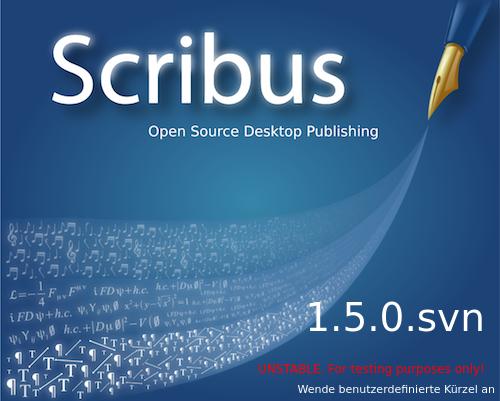 scribus-1-5-start