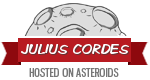 Julius Cordes | Hosted on Asteroids
