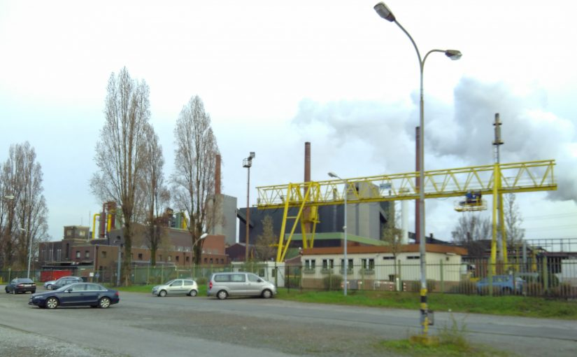 Besuch der Kokereien Prosper und Zollverein